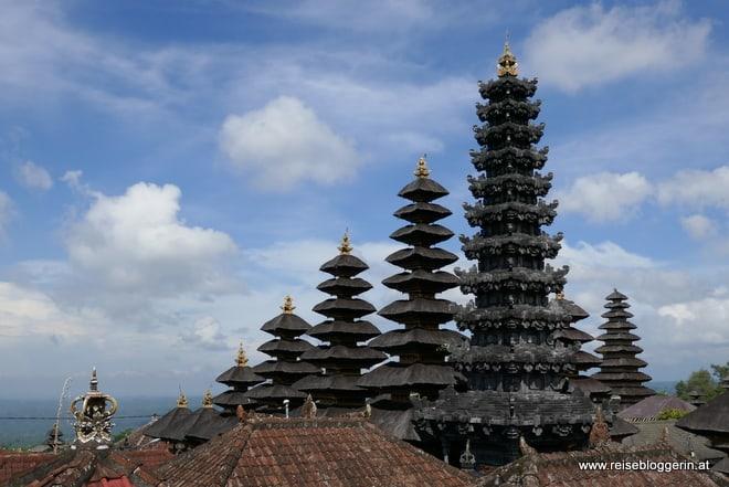 Besakih Tempel auf Bali