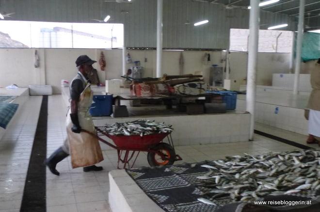 Fischmarkt in Mutrah