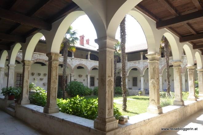 Franziskanerkloster in Pula