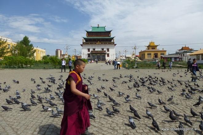 Gandam Kloster Ulaanbaatar