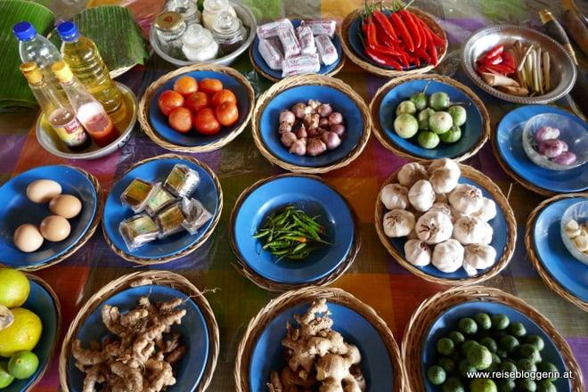 Kochkurs auf Bali - Cooking Class Bali
