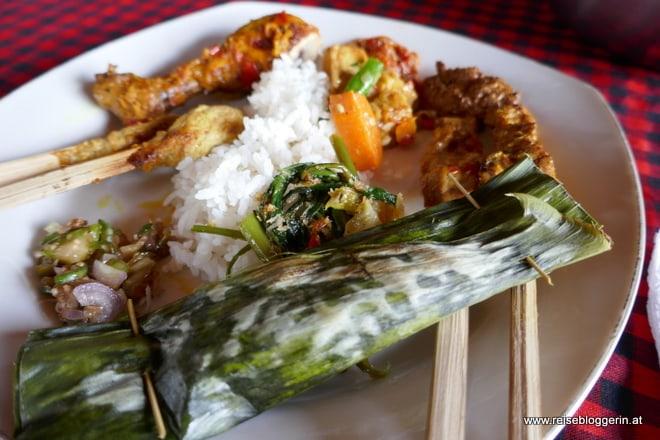 Die Küche auf Bali ist abwechslungsreich
